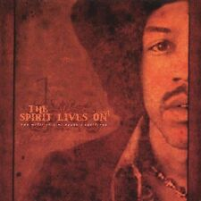 The Spirit Lives On: Music Of Jimi Hendrix Revisited, Vol. 1 by Various Artists (CD, Apr-2004, Lion Music Ltd. (Finland))