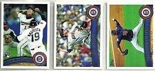 2011 Topps 24-card Minnesota Twins Baseball Team Set   Tsuyoshi Nishioka