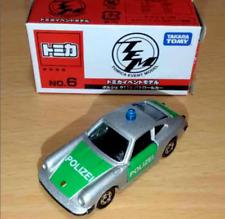 Tomica Event Model 2012 No.6 Police Car PORSCHE 911S Mini Car Takara Tomy