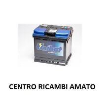 BATTERIA AUTO VEICOLI UNIBAT 50 AH 12V PER ALFA ROMEO 145 1.3