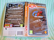 Jeu PSP = GRAND TURISMO The Real Driving Simulator