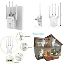 Lteriver 802.11 Ac1200Mbps Mini Wi-Fi Repeater Wifi Range Extender Mini Router