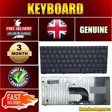 Replacement Keyboard For Dell Inspiron Mini 1012 1018 Mini1012 Mini1018 UK Black