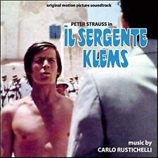 Carlo Rustichelli: Sergente Klems Il (New/Sealed CD)