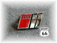 Audi S3 S 3 Grill Emblem Schriftzug NEU für Kühlergrill quattro A3 A RAR