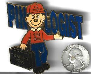 1996 Atlanta Olympic Pin Pinologist Trader Trading Large
