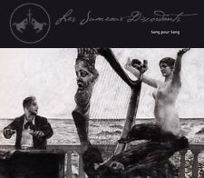 LES JUMEAUX DISCORDANTS Sang Pour Sang CD (The Last Hour / Gothica / Cold Meat)