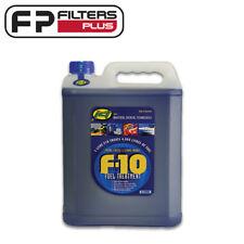 5 Litres F10 Fuel Treatment - Treats 20,000L of Fuel- Diesel, Petrol, Two Stroke