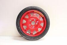 Porsche 996 Carrera 911 986 Boxster Spare Tire Wheel Emergency Rim W Cover Liner