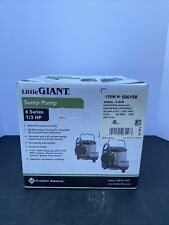 Little Giant 506158 6 Cia Automatic Submersible Sump Pump