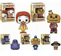 Funko Pop! Ad Icons: McDonalds 5 Pack Bundle - in hand