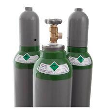 Argonflasche 10 liter Gasflasche neu gefüllt mit Argon 4.6 für Schweißgerät