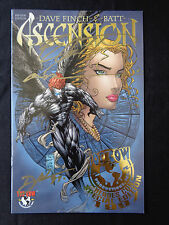 Ascension Preview Signed Marc Silvestri Batt David Finch COA  1 1 var 2-5 +VF/NM