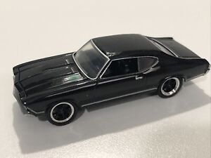 2007 Greenlight Black Bandit 1968 Chevy Chevelle SS