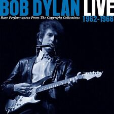 BOB DYLAN LIVE 1962-1966 Rare Performances From The Copyright Collect. NEW 2 CD