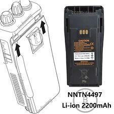 Battery fit for Motorola DEP450 EP450 EP450S PR400 Two Way Portable Radio