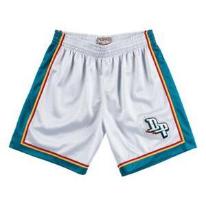 Mitchell & Ness NBA Swingman Shorts Detroit Pistons, SLV