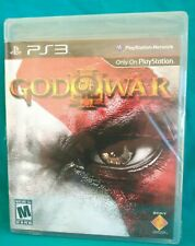 God of War III -3 - PS3 Playstation 3 NEW game