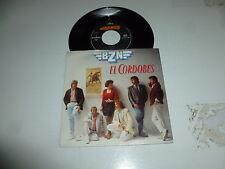 "B.Z.N. - El Cordobes - 1988 2-Track Dutch 7"" Juke Box Single"