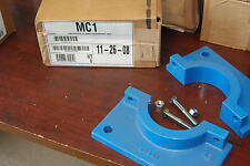 Mounting clamp hardware Npv Mc1, 1Pmc1, Cast, New in Box