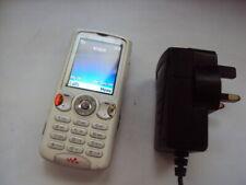 CHEAP SENIOR SPARE EMERGENCY SONY ERICSSON W810I O2,TESCO,GIFFGAFF 2G,3G,4G SIM