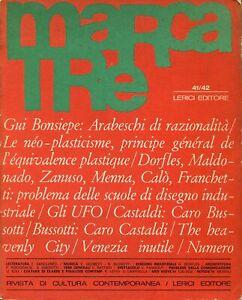 Marcatre 41/42. Maggio-Giugno 1968