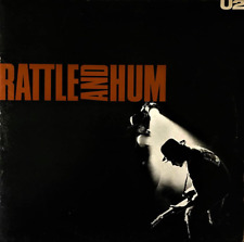 U2 ‎- Rattle And Hum (LP) (G+/G+)
