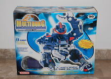 Meccano Gig Multiborg Vegeto-Robot Telecomando Filoguidato E Luci
