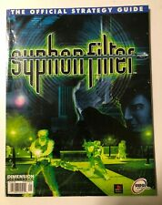 Syphon Filter Official Strategy Guide Book