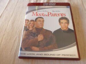 Meet The Parents HD DVD Region Free Ben Stiller, Robert De Niro