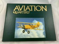 Aviation Quarterly Volume 6 Number 3 Hardcover Limited Numbered Edition