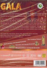 DOPPEL-DVD NEU/OVP - Gala mit Harald Schmidt