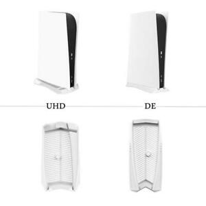 Vertical Stand Dock Cooling Bracket For PS5 Optical Drive / Digital Edition Heat