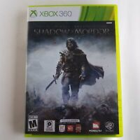 Xbox 360 Middle-Earth - Shadow of Mordor Microsoft 2014   883929319596