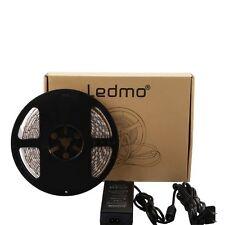 LEDMO SMD 5630 Flexible LED Strip Light Kit,IP20 Non-waterproof ,300LEDs,Dayligh