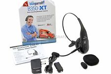 NEW VXi BlueParrott B350XT Noise Cancelling Trucker Bluetooth Cell Phone Headset