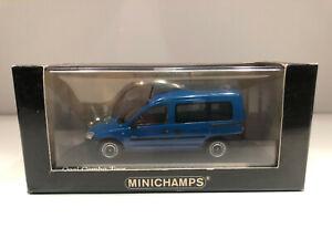 1/43 MINICHAMPS Voiture Miniature OPEL COMBO TOUR