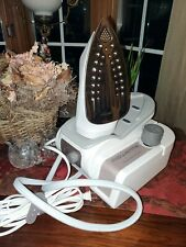 Perfect used 2x ROWENTA PRESSURE IRON & STEAM STATION #DG5030 Great MOM GIFT