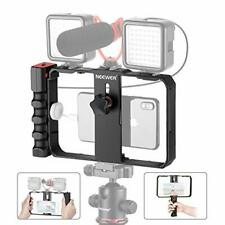 Neewer Smartphone Camera Stabilizer Video Rig Movie Production Case 10094746