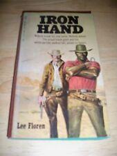 IRON HAND BY LEE FLOREN (PAPERBACK 1970) BELMONT