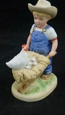 "Vtg 1985 Homeco Denim Days ""Farm Chores"" Danny #1501"