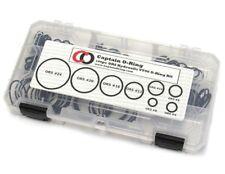 Captain O-Ring ORS Flat Face Hydraulic O-Ring Seal Kit (VITON 90 - 180 Piece...
