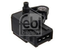 MAP Sensor fits BMW 320D E90 2.0D 04 to 11 Manifold Pressure 13617787142 Febi