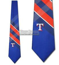 Texas Rangers Ties FREE SHIPPING Mens Rangers Necktie Licensed Neck Tie NWT