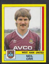 Panini Football 1987 Sticker - No 365 - Neil Orr - West Ham United (S863)