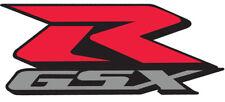 "Suzuki GSXR Decals 600 750 1000 8"" single Full Color Die Cut Stickers Motorcycle"