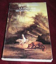 La Fontaine : Selected Fables by Jean De La Fontaine Paperback Penguin Classics