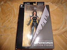 DC Collectibles Comics Crime Syndicate Super-Villains: Superwoman Action Figure