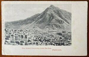 Grand Giant's Causeway Portrush Co Antrim Northern Ireland 1904