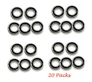 20 SETS Ceramic Bearing Ball Turbine Dental For NSK High Speed Handpiece AZDENT